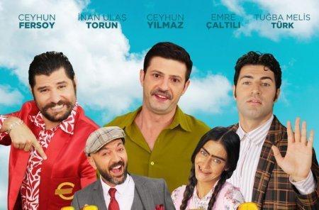 Турецкий фильм: Никогда не будет / Hayatta Olmaz (2019)