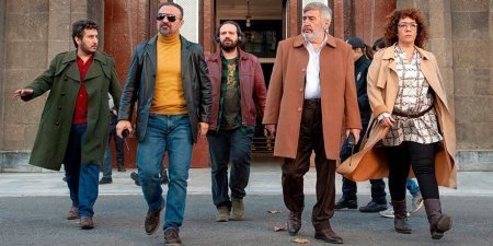 Турецкий фильм: Прикрытое убийство / Cinayet Susu (2019)