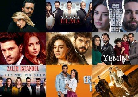 Рейтинги турецких сериалов с 13.04 - 19.04 2019