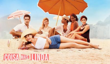 Бразильский сериал: Самое прекрасное / Coisa Mais Linda (2019)