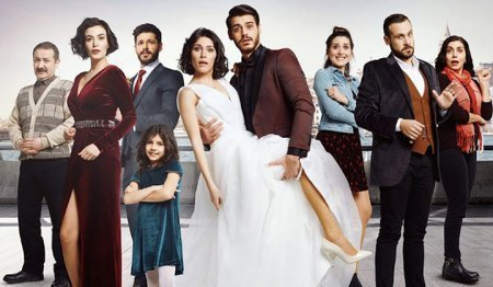 Турецкий фильм: Кто счастливее? / Kim Daha Mutlu? (2019)