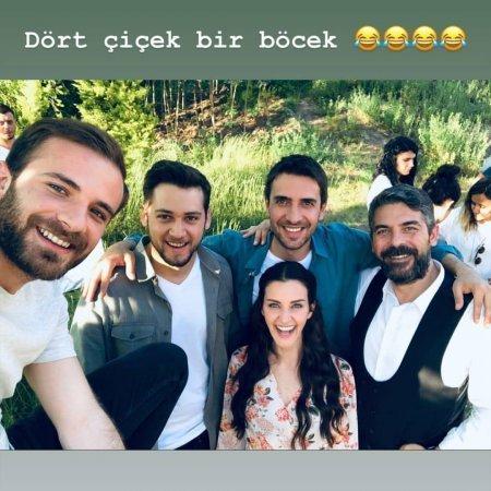 Новости из мира турецких сериалов 17.05.2019