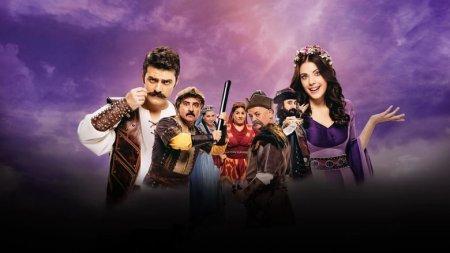 Турецкий фильм: Безумный Думрул / Deli Dumrul (2017)
