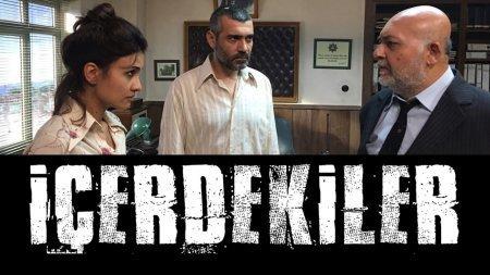 Турецкий фильм: Инсайдеры / Icerdekiler (2019)