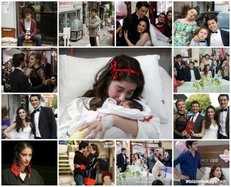 Наша история / Bizim Hikaye – 70 серия, описание и фото (финал)