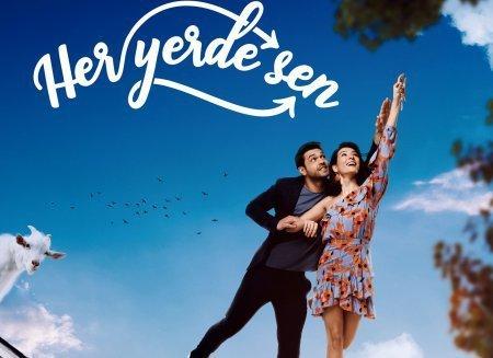 Турецкий сериал: Повсюду ты / Her Yerde Sen (2019)