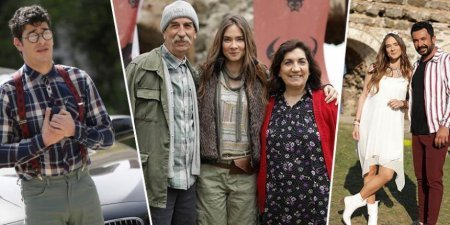 Турецкий фильм: Выздоравливай / Gecmis Olsun (2019)