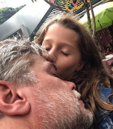 Фабио Ассунсон отметил день рождения дочери