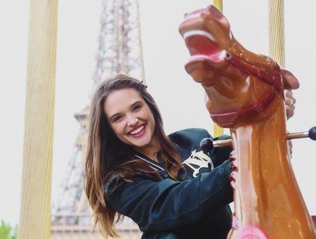 Жулиана Пайва о поездке в Париж: Только исполню мечту и сразу вернусь