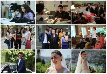 Любовь напоказ / Afili Ask – 1 серия, описание и фото