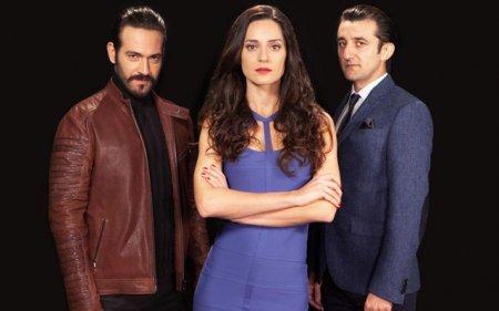 Турецкий сериал: Расплата / Bedel (2015)