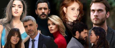 Турецкие сериалы один из самых популярных в мире
