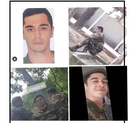 Бурак Дениз ушел в армию