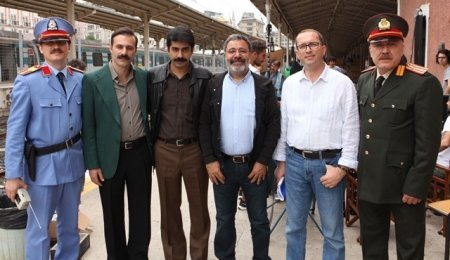 Турецкий фильм: Здравствуй, моя прекрасная Родина / Merhaba Guzel Vatanim (2019)