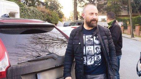 Халит Эргенч: Подрезали и ударили!