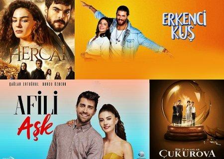 Турецкие сериалы на престижной выставке в Будапеште
