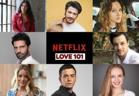 Турецкий сериал: Любовь 101 / Love 101 / Ask 101 (2020)