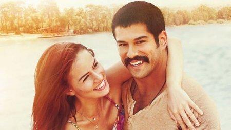 Турецкий фильм: Любовь похожа на тебя / Ask Sana Benzer (2015)