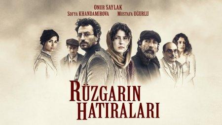 Турецкий фильм: Воспоминания ветра / Ruzgarin Hatiralari (2015)