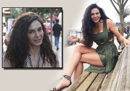 Эбру Шахин: Я не изменилась