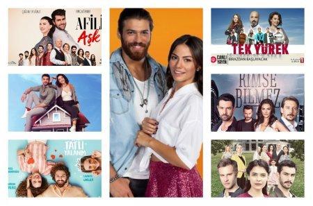 Лучший летний турецкий сериал 2019 года