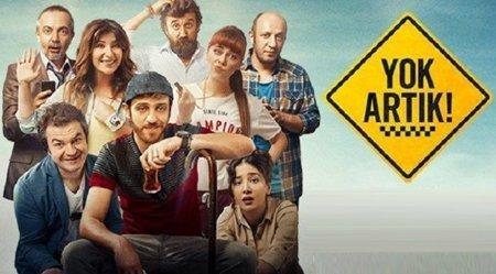 Турецкий фильм: Еще чего / Yok Artik (2015)
