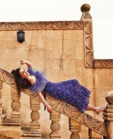 Эбру Шахин: Каждый персонаж открыл для меня новый мир