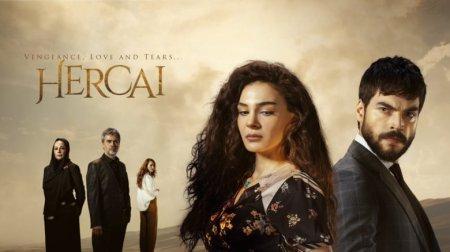 Турецкий сериал: Ветреный / Hercai (2019)