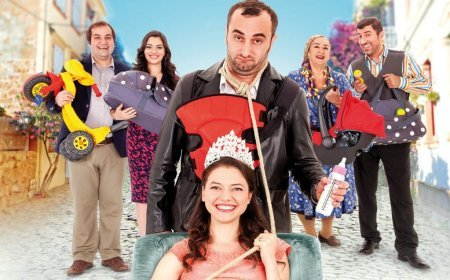 Турецкий фильм: Али Кундилли – 2 / Ali Kundilli – 2 (2016)