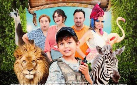 Турецкий фильм: Говорящие звери / Konusan Hayvanlar (2019)