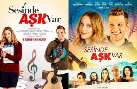 Турецкий фильм: В твоем голосе любовь / Sesinde Ask Var (2019)