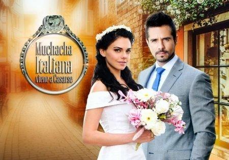 Мексиканский сериал: Итальянка собирается замуж / Muchacha italiana viene a casarse (2014)