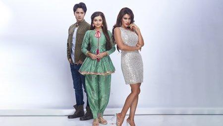 Индийский сериал: Наша Шелковая Невестка / Hamari Bahu Silk (2019)