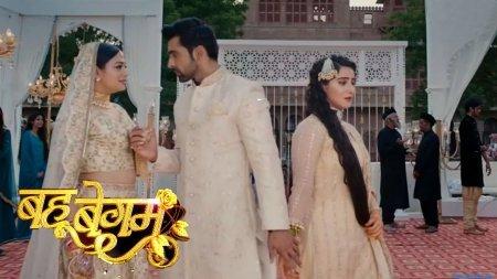 Индийский сериал: Госпожа Невестка / Bahu Begum (2019)