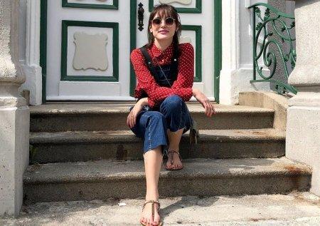 Изабель Друммонд - новый образ после «Лета 90-х»