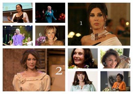 Самые красивые турецкие звезды в возрасте