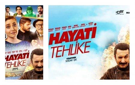 Турецкий фильм: Опасно для жизни / Hayati Tehlike (2016)
