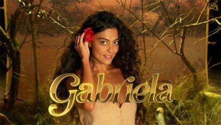 Бразильский сериал: Габриэла / Gabriela (2012)
