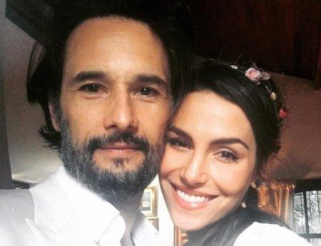 Мел Фронковьяк поздравила Родриго Санторо с днем рождения