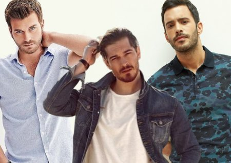 Турецкие актеры попали в список самых красивых лиц мира