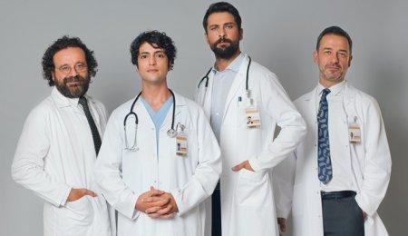 Чудесный доктор: Знакомство с героями сериала