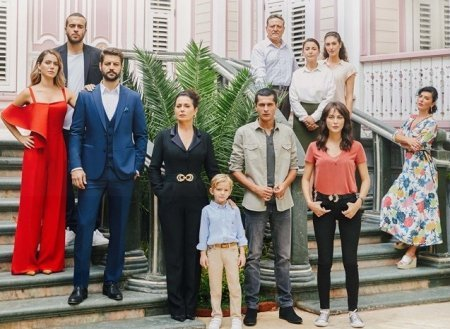 Турецкий сериал: Ребенок / Cocuk (2019)
