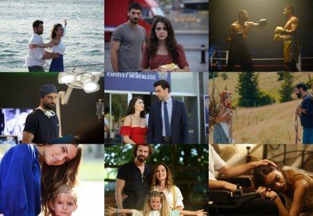 Рейтинги турецких сериалов с 09.09 - 15.09 2019