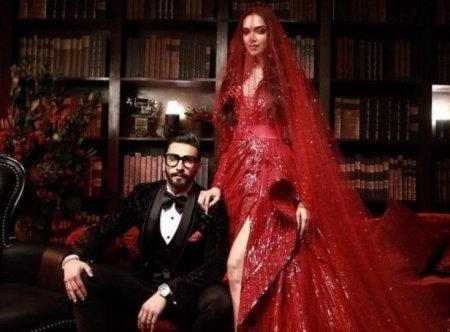 Ранвир Сингх и Дипика Падуконе - самая стильная пара