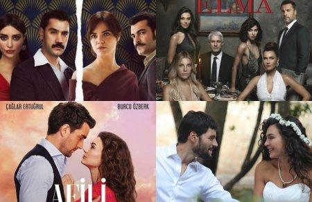 Какие турецкие сериалы пользуются спросом