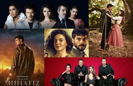 Турецкие сериалы, снятые по книгам