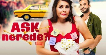 Турецкий фильм: Где любовь? / Ask Nerede? (2015)