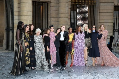 Айшвария Рай Баччан на Paris Fashion Week