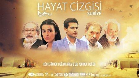 Турецкий фильм: Линия жизни: Сирия / Hayat Cizgisi Suriye (2016)