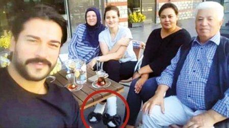Домашний вид и тапочки Фахрийе Эвджен стали темой для обсуждения в социальных сетях